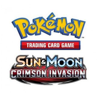 Sun & Moon 4 Crimson Invasion